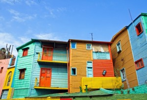 A Photo of Boca Buenos Aires Argentina