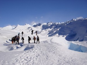 ice hiking calafate