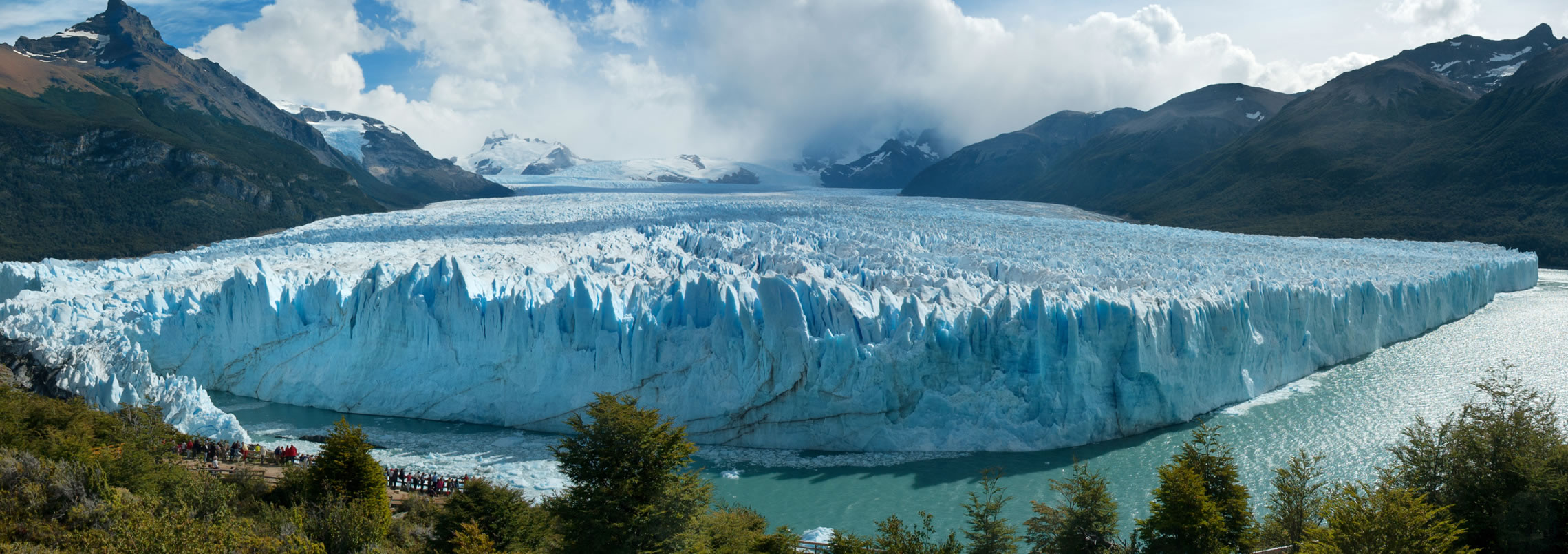 A Photo of Perito Moreno glacier Calefate Argentina