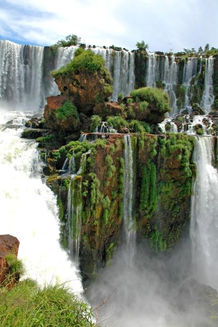 iguazu falls paraguay