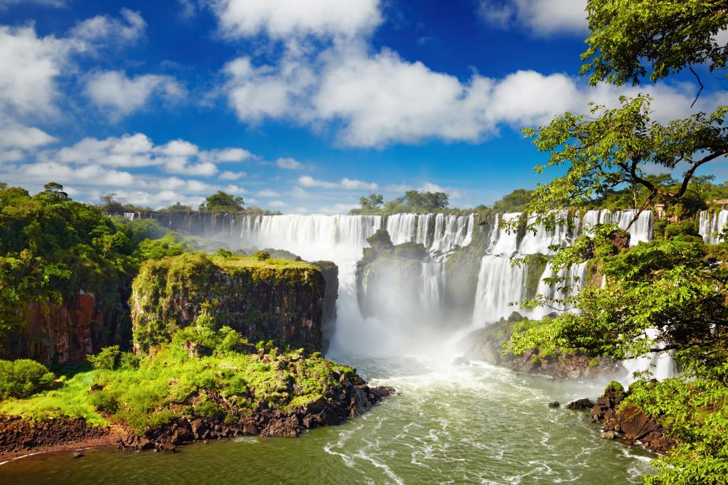 iguazu falls Missiones Argentina