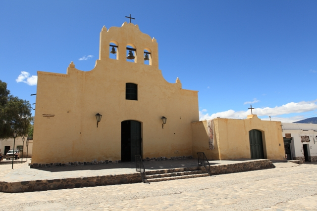salta iruya church