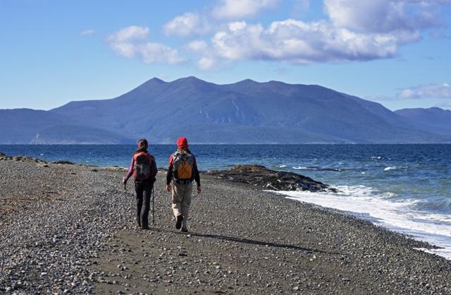 Trekking in Patagonia Argentina
