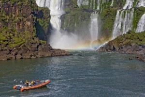 iguazu boat ride
