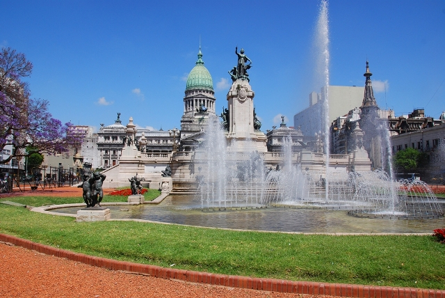 A photo of the Congreso In Buenos Aires, Argentina
