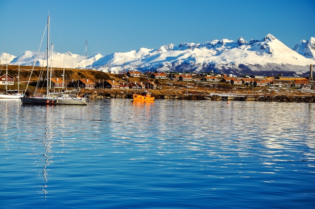A photo of Ushuaia Argentina