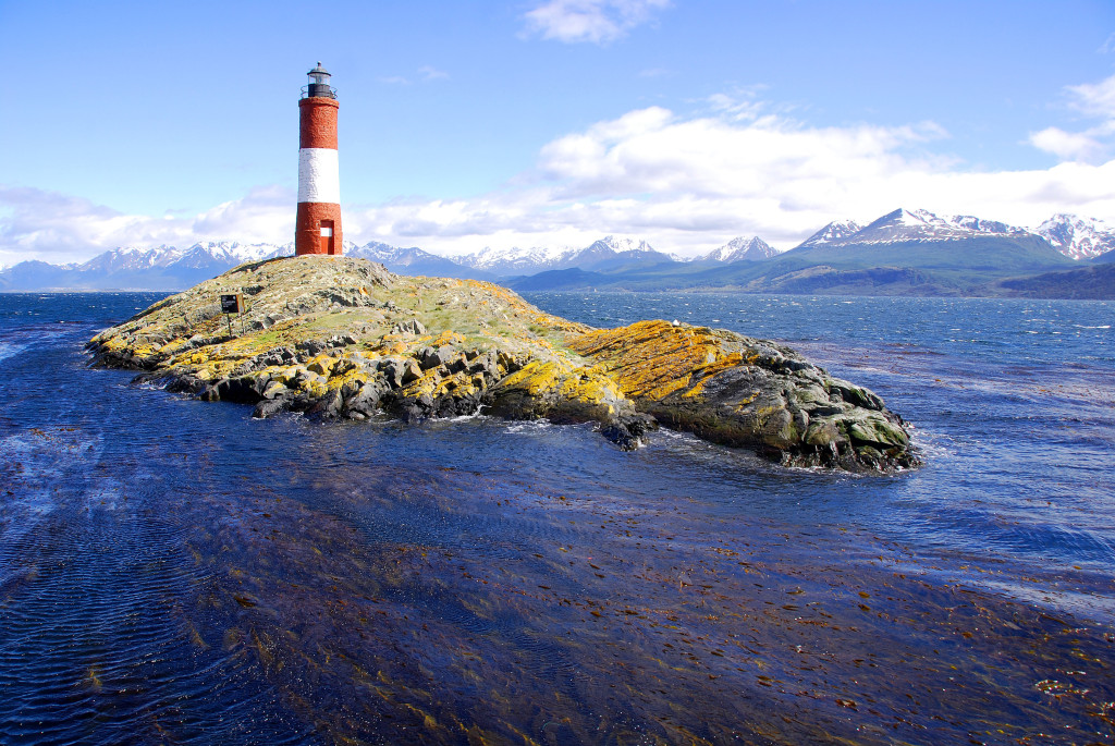 A Lighthouse in Ushuaia