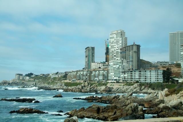 A photo of Valparaiso Chile