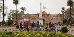 Casa Rosada In Buenos Aires Argentina