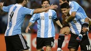 argentina football match