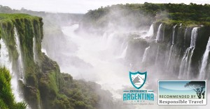 Experience Iguazu Falls with Experience Argentina recommended by Responsible Travel