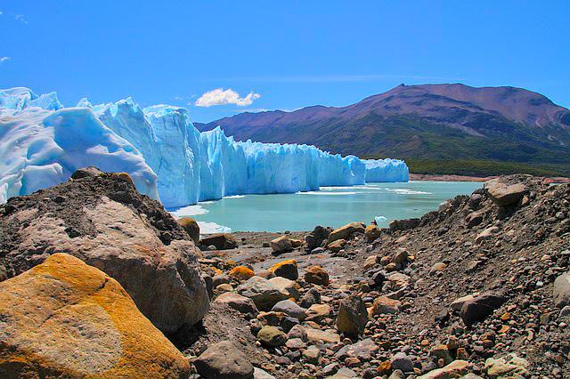 Glaciers Hiking Patagonia Perito Moreno Glacier Calafate Argentina Patagonia