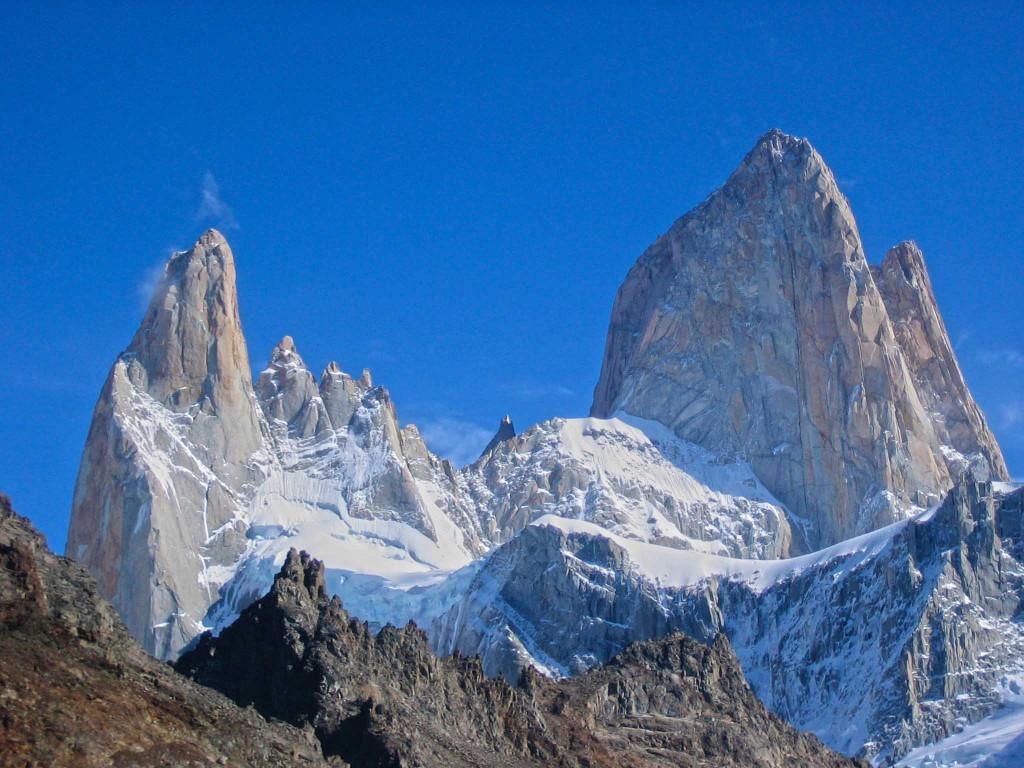 Torres Del Paine Patagonia Glacier Hiking