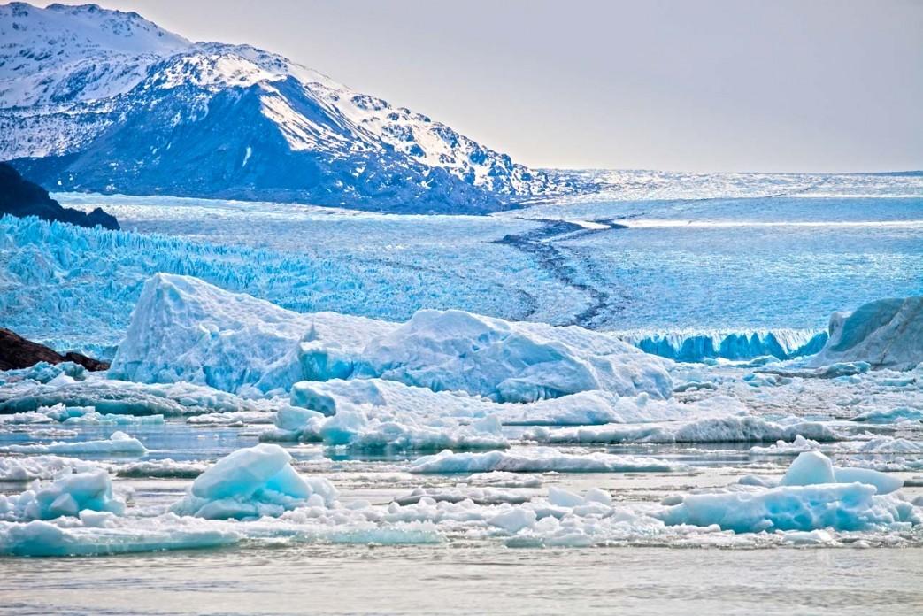 Upsala Glacier, Patagonia Argentina